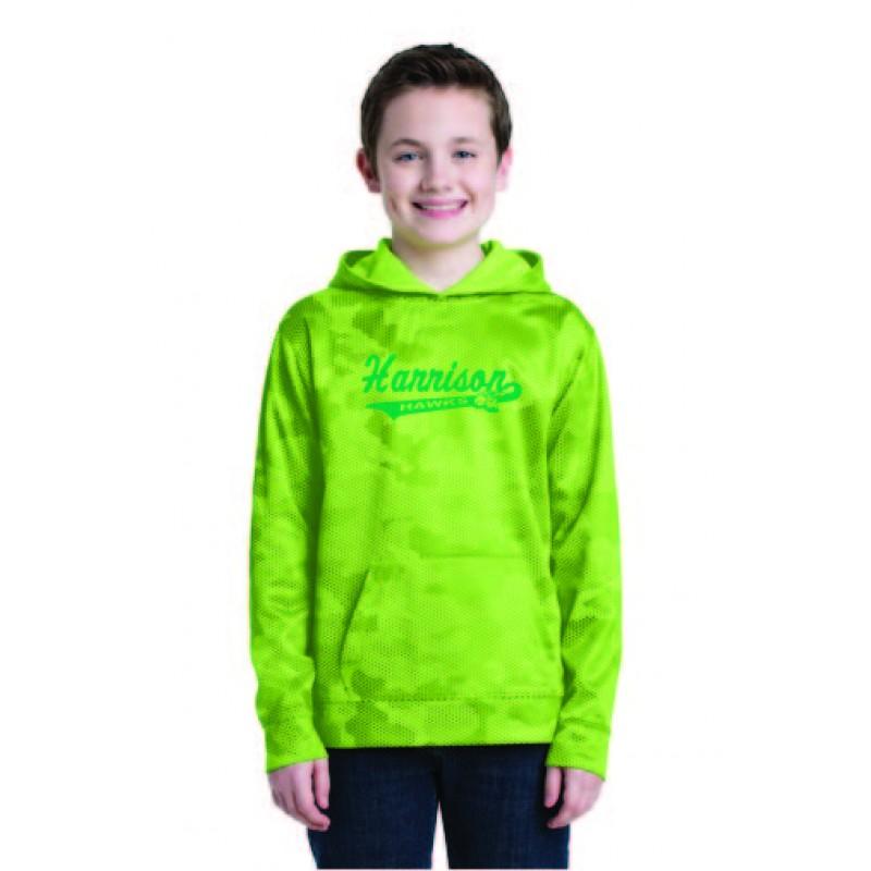 Harrison Hawks Youth Heavy Blend™ Hooded Sweatshirt YST240